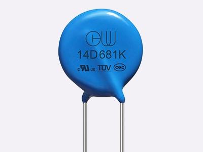 氧化锌压敏电阻器